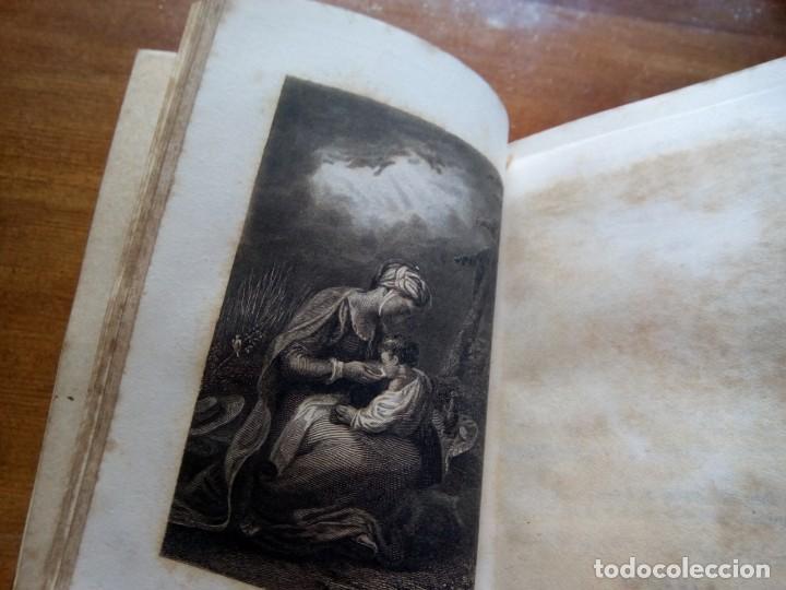 Antigüedades: * OFICIO DIVINO.LIBRO 1843.TAPAS PLATA SOBREDORADA. (RF: BV/g*) - Foto 7 - 153454322