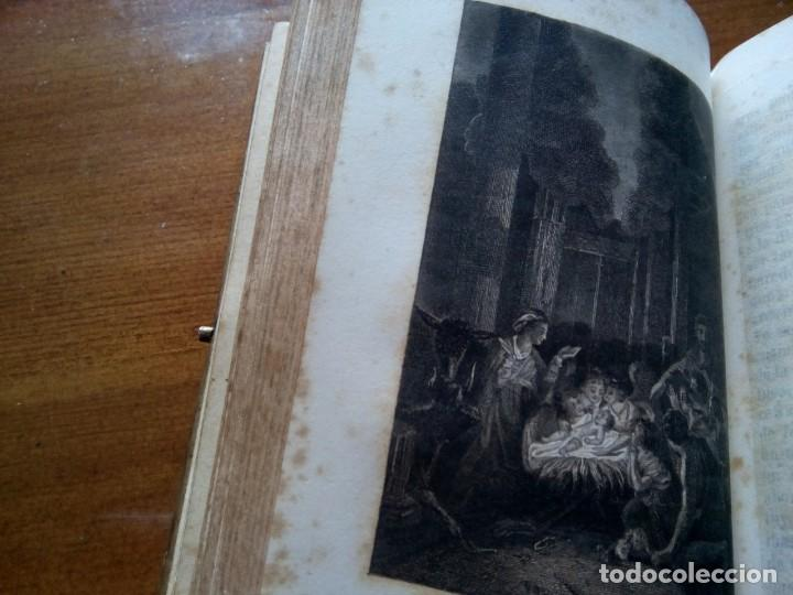 Antigüedades: * OFICIO DIVINO.LIBRO 1843.TAPAS PLATA SOBREDORADA. (RF: BV/g*) - Foto 9 - 153454322