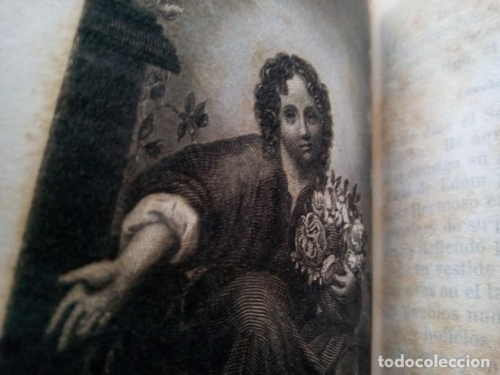Antigüedades: * OFICIO DIVINO.LIBRO 1843.TAPAS PLATA SOBREDORADA. (RF: BV/g*) - Foto 10 - 153454322