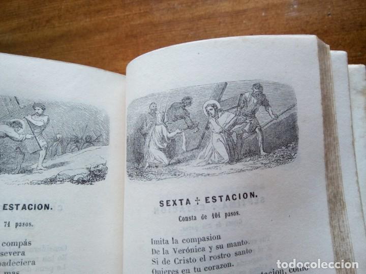 Antigüedades: * OFICIO DIVINO.LIBRO 1843.TAPAS PLATA SOBREDORADA. (RF: BV/g*) - Foto 11 - 153454322