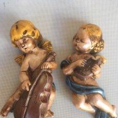 Antigüedades: FIGURAS DE ANGEL. Lote 153476166