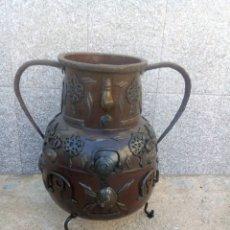 Antigüedades: POTE CALDERO MASÓNICO. Lote 153499680