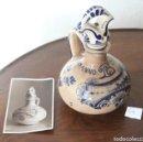 Antigüedades: PIEZA DE CERAMICA DELFT DE UNOS 20/25 CM DE ALTURA. Lote 153595230