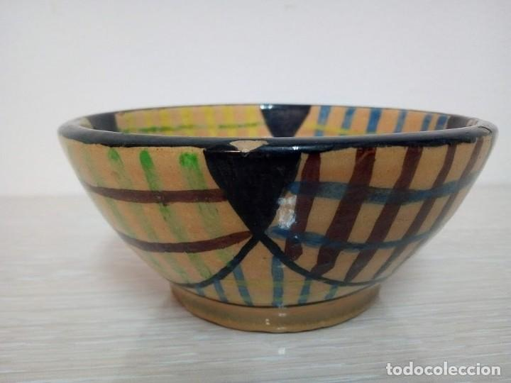 Antigüedades: Martí Coll Magda, Barcelona 1945 estudios de cerámica, en la Escuela del Trabajo de la Diputación de - Foto 4 - 153646318