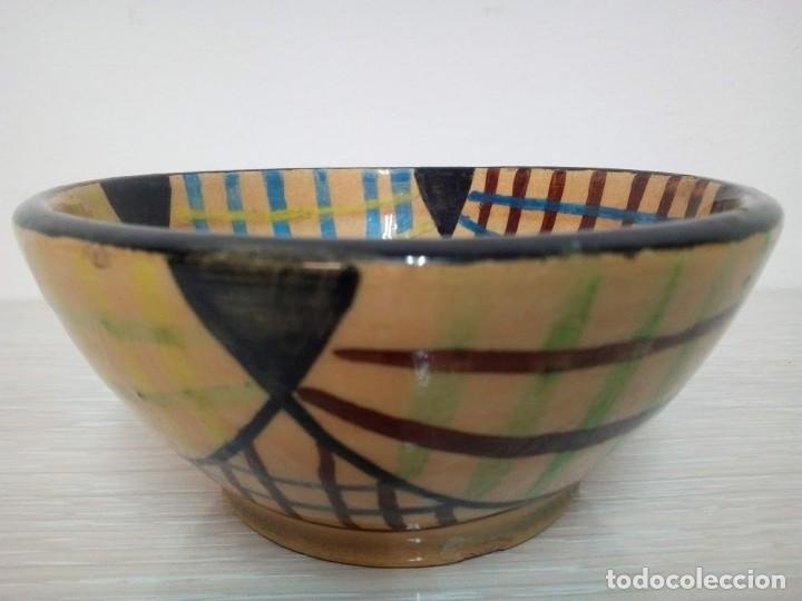 Antigüedades: Martí Coll Magda, Barcelona 1945 estudios de cerámica, en la Escuela del Trabajo de la Diputación de - Foto 5 - 153646318