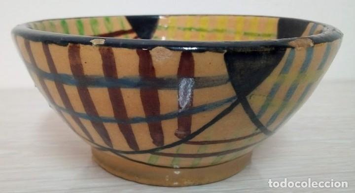 Antigüedades: Martí Coll Magda, Barcelona 1945 estudios de cerámica, en la Escuela del Trabajo de la Diputación de - Foto 6 - 153646318