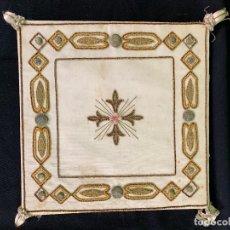 Antigüedades: CARPETA DE CORPORAL. Lote 153748870