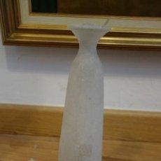 Antigüedades: JARRA DE CRISTAL DEL SIGLO XIX. Lote 153862546