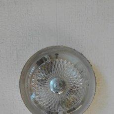 Antigüedades: LAMPARA DE TECHO O PARED. Lote 153868446