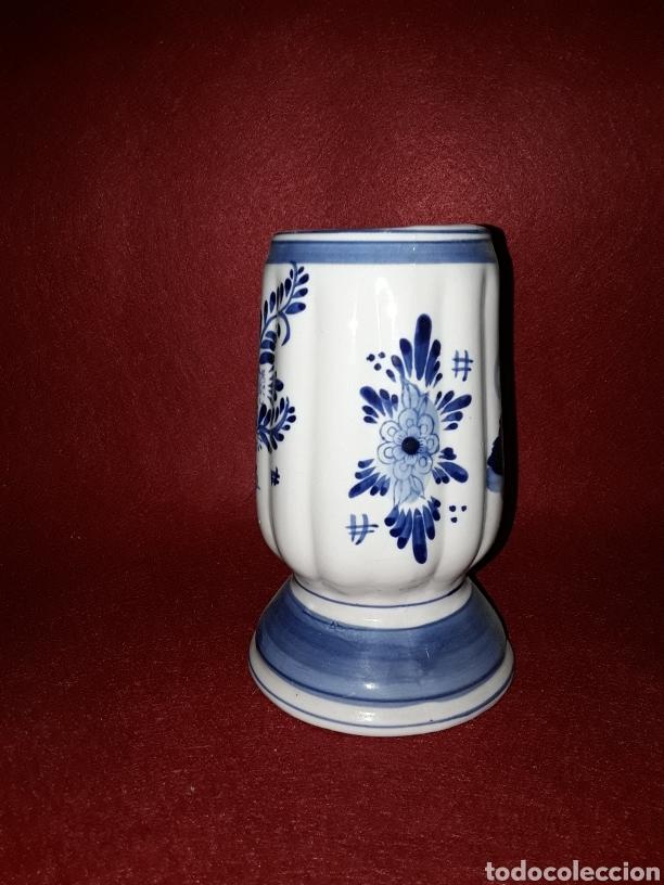 Antigüedades: Jarra de porcelana holandesa - Foto 2 - 153872108