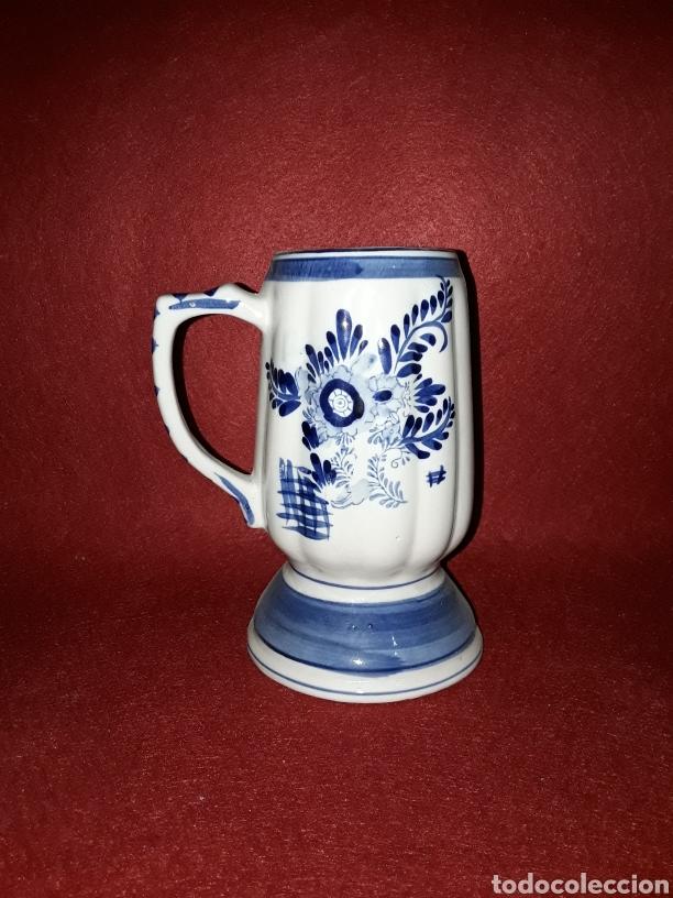 Antigüedades: Jarra de porcelana holandesa - Foto 3 - 153872108