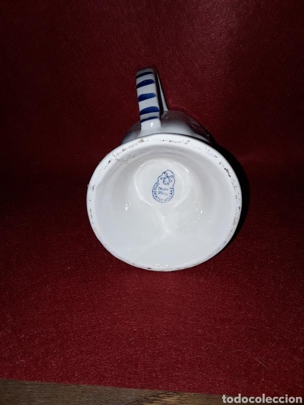 Antigüedades: Jarra de porcelana holandesa - Foto 4 - 153872108