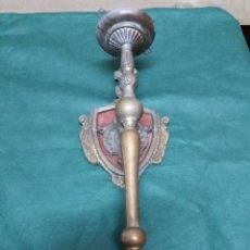 Antigüedades: APLIQUE BRONCE . Lote 153880638