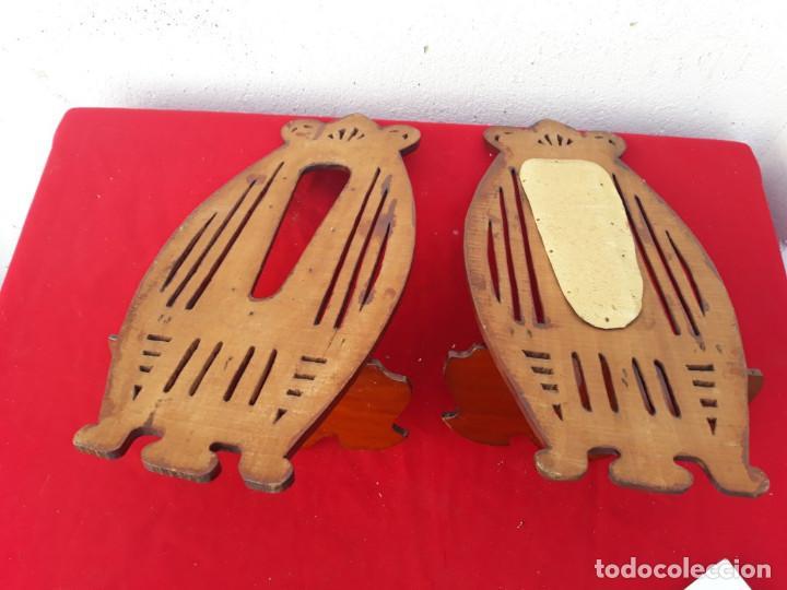 Antigüedades: parejas de mensulas repizas - Foto 4 - 153977518