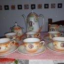 Antigüedades: ANTIGUO JUEGO DE CAFE . Lote 154037270