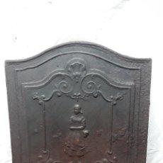 Antigüedades: CHAPA DE COCINA... XIX. Lote 154053378