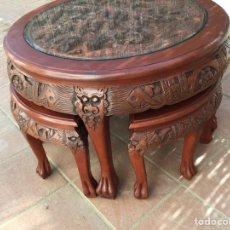 Antigüedades: MESA CHINA. Lote 154104989