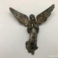 Antigüedades: ANGEL DE PLATA. Lote 154143174