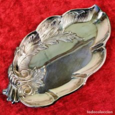 Antigüedades: BANDEJA. PLATA PUNZONADA. MÁS DE 900/1000. ESPAÑA. SIGLO XX. Lote 154152158