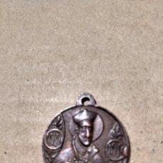 Antigüedades: RD- MEDALLA 1510-1910 SAN FRANCISCO DE BORJA GANDÍA VALENCIA 24 MM.. Lote 154152237