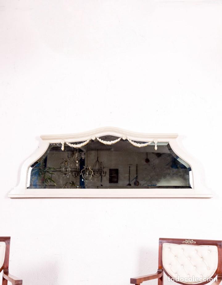 ESPEJO ANTIGUO RESTAURADO ZOE (Antigüedades - Muebles Antiguos - Espejos Antiguos)