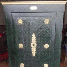 Antigüedades - Caja fuerte finales del S. XIX - 153440274