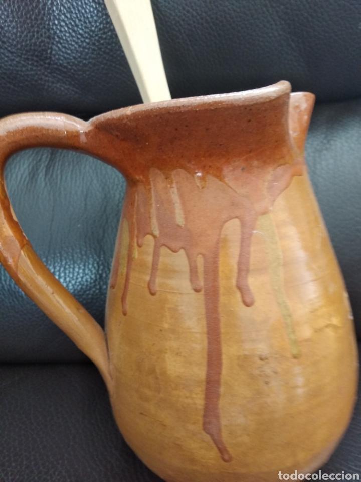 Antigüedades: Jarra para sangria de cerámica de la bisbal - Foto 3 - 154243322