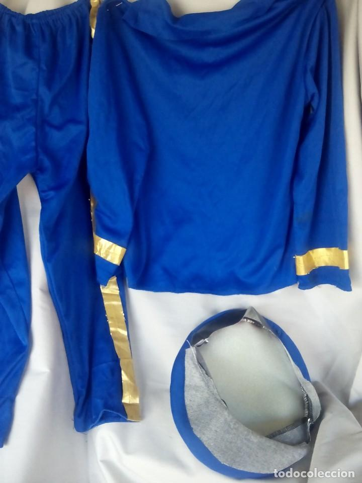 Antigüedades: Disfraz de policia o guardia (se regala la cartuchera y la placa de sherif) - Foto 2 - 154279630