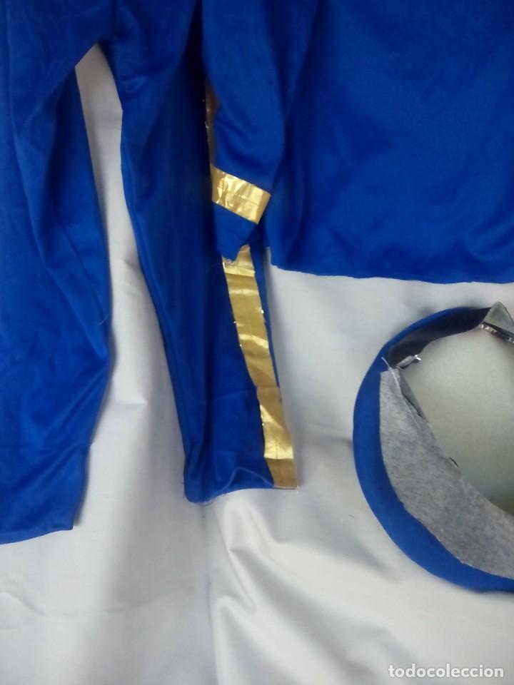 Antigüedades: Disfraz de policia o guardia (se regala la cartuchera y la placa de sherif) - Foto 4 - 154279630