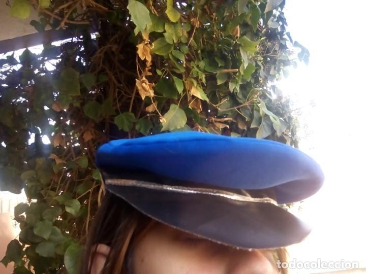 Antigüedades: Disfraz de policia o guardia (se regala la cartuchera y la placa de sherif) - Foto 5 - 154279630