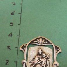 Antigüedades - MEDALLA DE PLATA - NTRA. SRA. DEL CARMEN - 154284134
