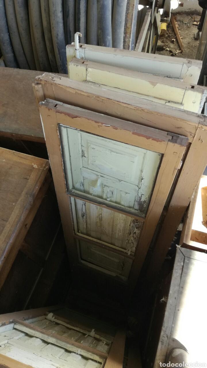 Antigüedades: Ventanas de derribó de madera - Foto 6 - 102421936
