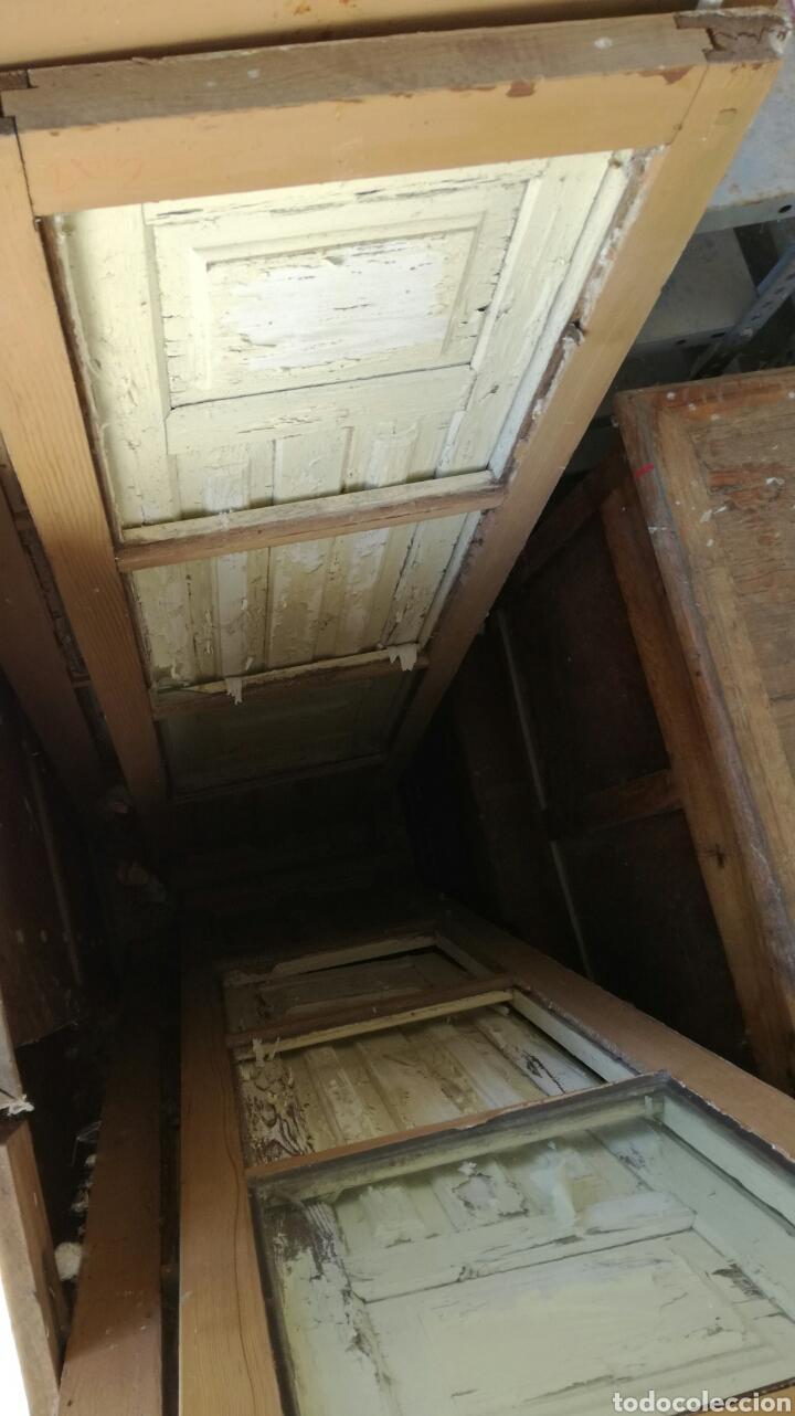 Antigüedades: Ventanas de derribó de madera - Foto 7 - 102421936