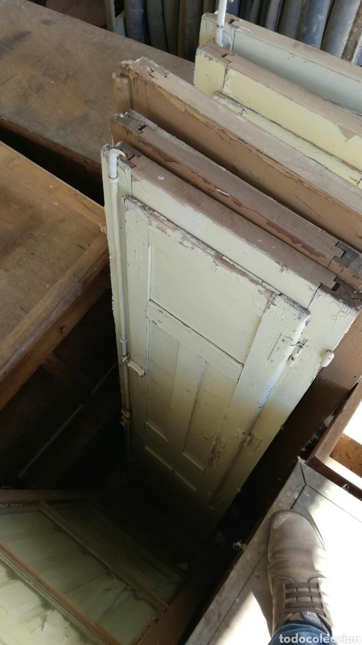 Antigüedades: Ventanas de derribó de madera - Foto 8 - 102421936