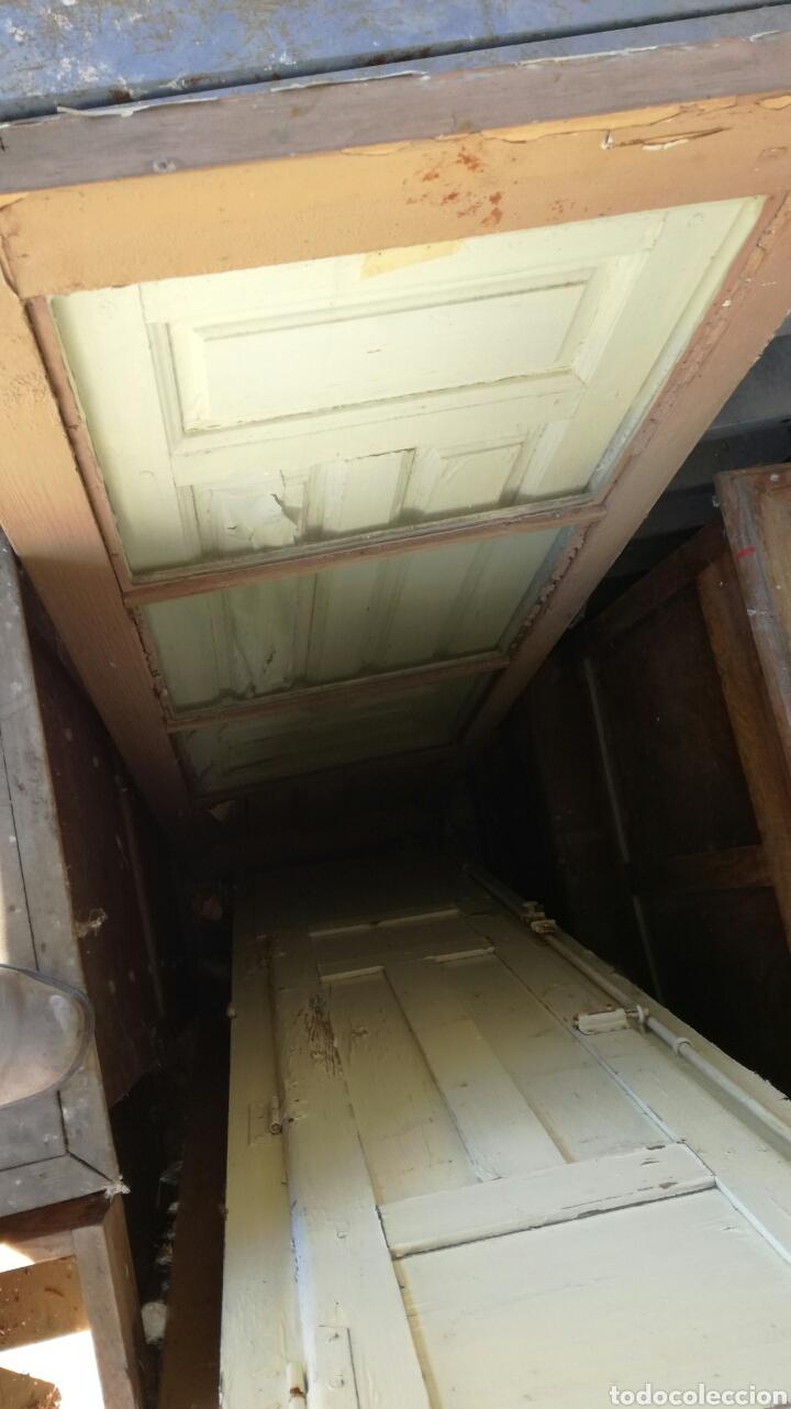 Antigüedades: Ventanas de derribó de madera - Foto 9 - 102421936