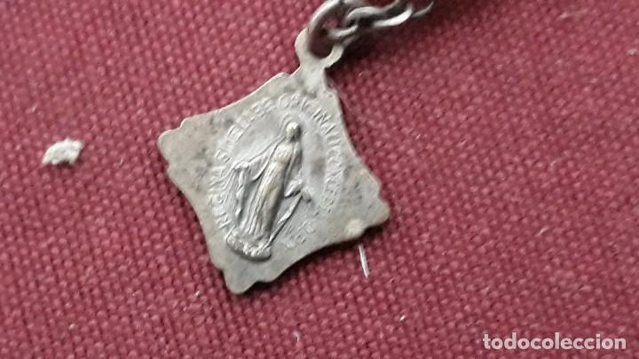 Antigüedades: ROSARIO NACAR Y PLATA - Foto 3 - 154371146