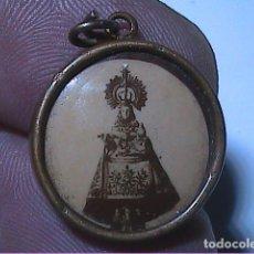 Antigüedades: MEDALLA VIRGEN DE COVADONGA - BASILICA SANTA MARIA LA REAL DE COVADONGA 1920.. Lote 154422778