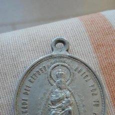 Antigüedades: ANTIGUA MEDALLA VIRGEN DEL REPOSO VALVERDE DEL CAMINO.HUELVA SIGLO XX. Lote 154447250
