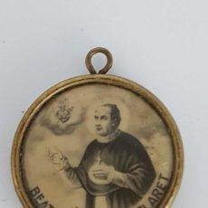 Antigüedades: PEQUEÑA RELÍQUIA DE SAN ANTONIO M. CLARET. Lote 154491110