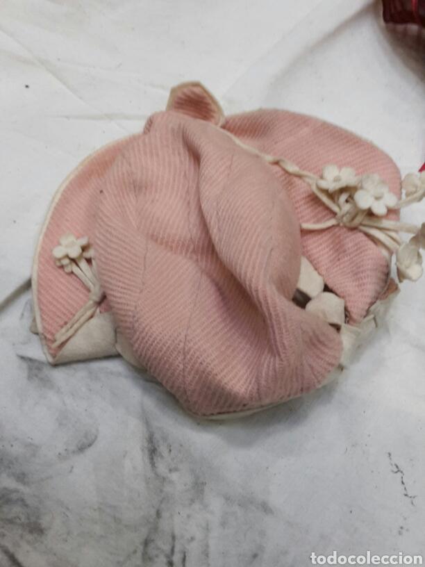 Antigüedades: Lote de 12 tocados - sombreros años 30's - Foto 6 - 154502533