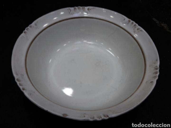 Antigüedades: Antiguas palangana y jarra de porcelana - Foto 4 - 154504277
