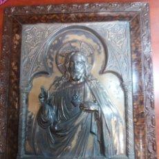 Antigüedades: CORAZÓN DE JESÚS , ANTIGUO. Lote 154508432