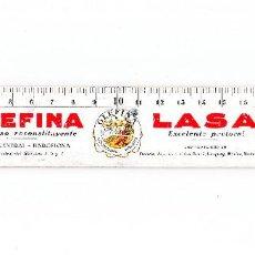 Antigüedades: REGLA GLEFINA LASA . Lote 154523810