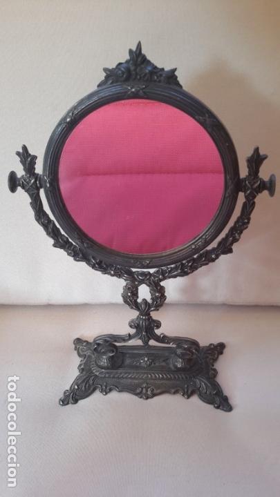 Antigüedades: Espejo de tocador - Foto 5 - 154557166