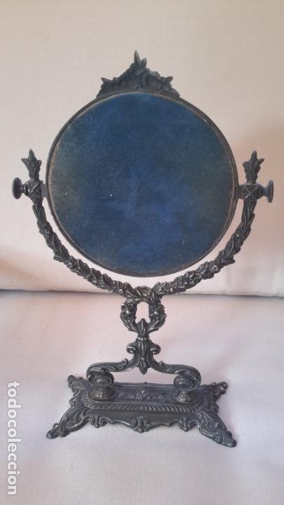 Antigüedades: Espejo de tocador - Foto 6 - 154557166