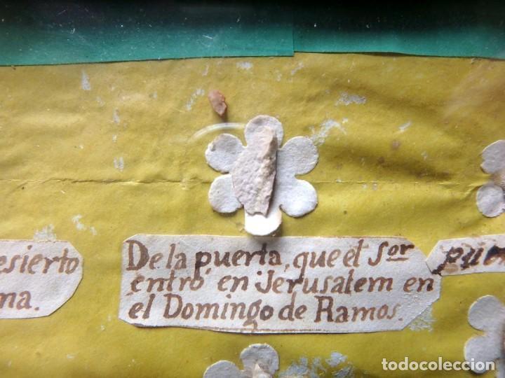 Antigüedades: (JX-190322) GRAN RELICARIO - 41 RELIQUIAS - MIRAR FOTOS - Foto 14 - 154625506