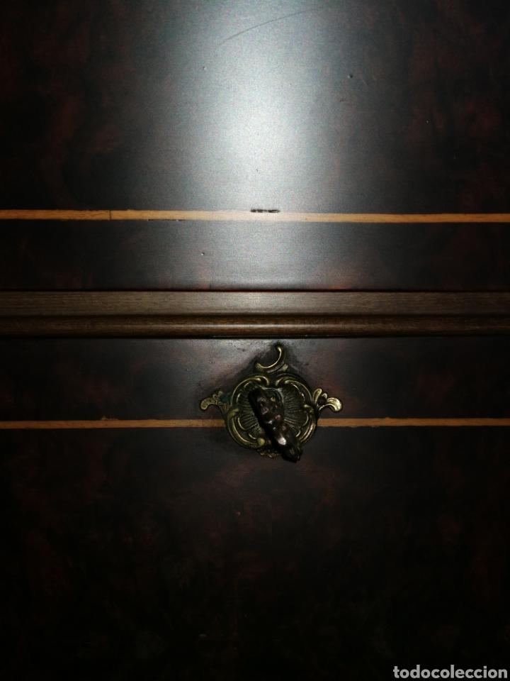 Antigüedades: COMODA ESTILO IMPERIO - Foto 3 - 154631950