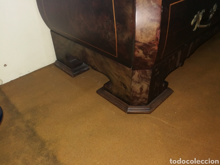 Antigüedades: COMODA ESTILO IMPERIO - Foto 4 - 154631950
