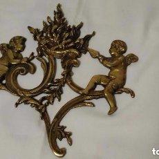Antigüedades: ADORNO DE BRONCE. Lote 154637554