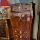 Antigüedades: SOBERBIO BURO,MUY ANTIGUO. Lote 154665518